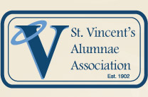St. Vincent's Alumnae Association Logo