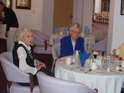 Annual Tea 2010
