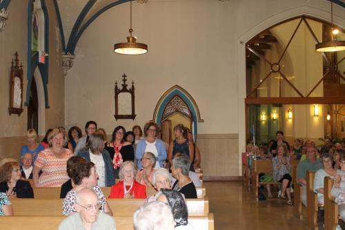 Reunion Mass 8
